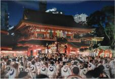 千葉神社と妙見大祭
