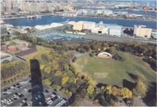 千葉ポートタワー・千葉ポートパークと千葉県立美術館