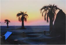 九十九里浜の景観