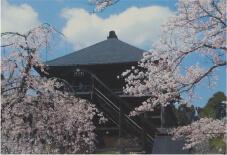 笠森寺観音堂