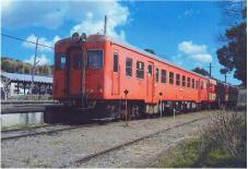 いすみ鉄道の景観